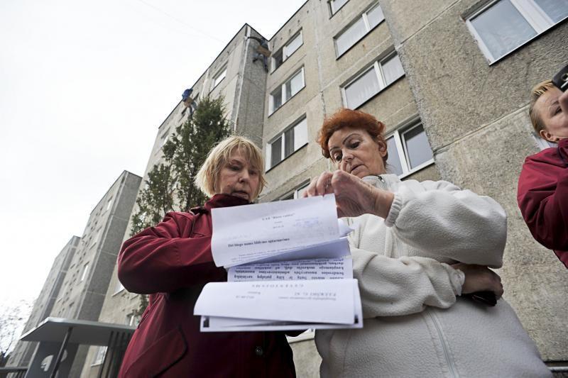 """""""Būsto valda"""" supykdė gyventojus: ar pinigai nenueis vėjais?"""