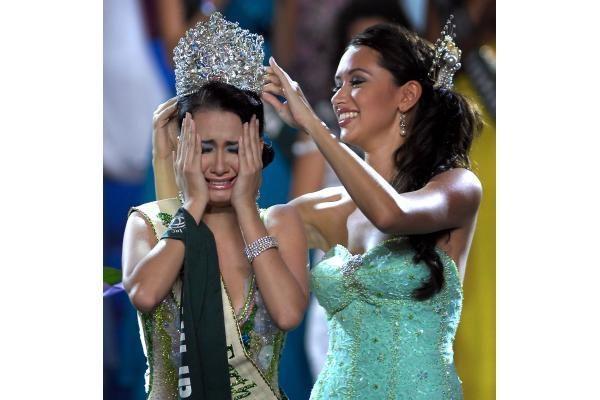 Titulą Mis Žemė laimėjo filipinietė