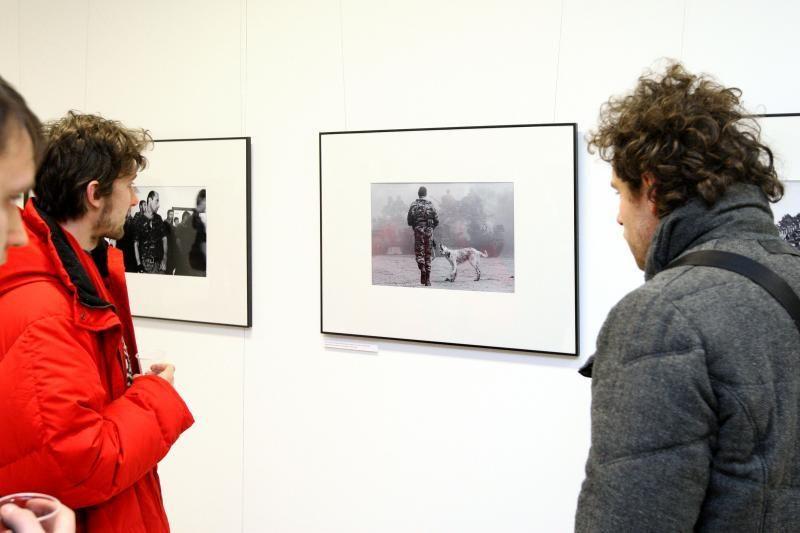 """""""Kauno dienos"""" fotografas: mačiau, kaip per karą griūva gyvenimai"""