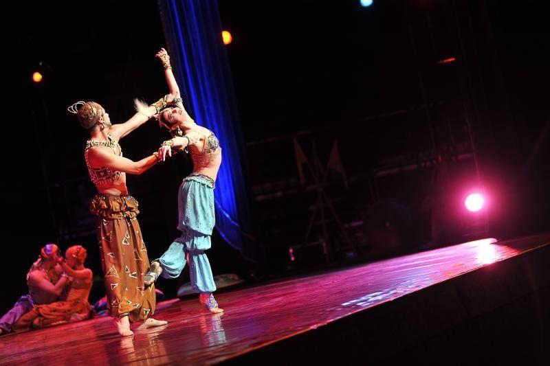 Rusų baleto žvaigždės sužavėjo Lietuvos publiką