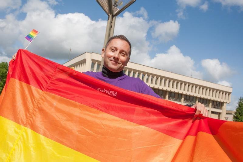 Vilniaus valdžia dėl gėjų eitynių tarsis trečiadienį