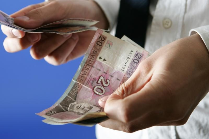 Klaipėdos miesto biudžetą pildo išaugę atlyginimai