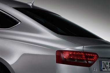 """""""Audi"""" paskelbė """"A5 Sportback"""" kainą"""
