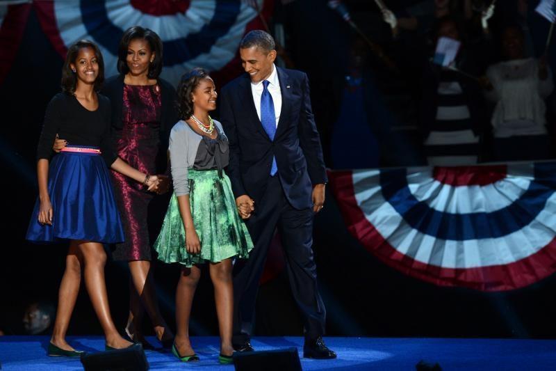 B. Obama prezidento rinkimuose iškovojo istorinę pergalę (papildyta)