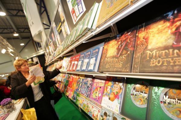 Vilniaus knygų mugėje geriausia reklama - nuolaidos