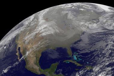 Kalėdiniai ciklonai siautėjo ne tik Žemėje
