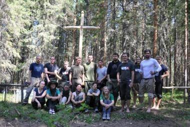 URM – nuotraukų parodos apie lietuvių jaunimo ekspoziciją į Sibirą atidarymas