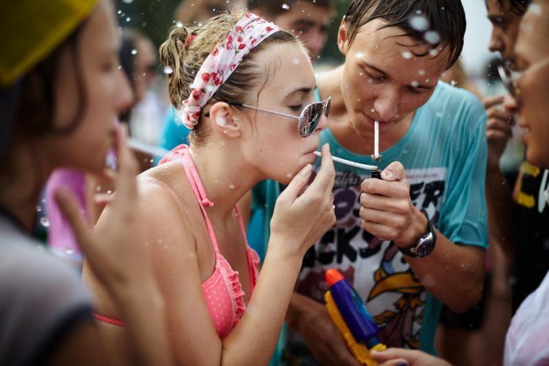 Urugvajaus valdantieji įteisino reguliuojamą marihuanos vartojimą