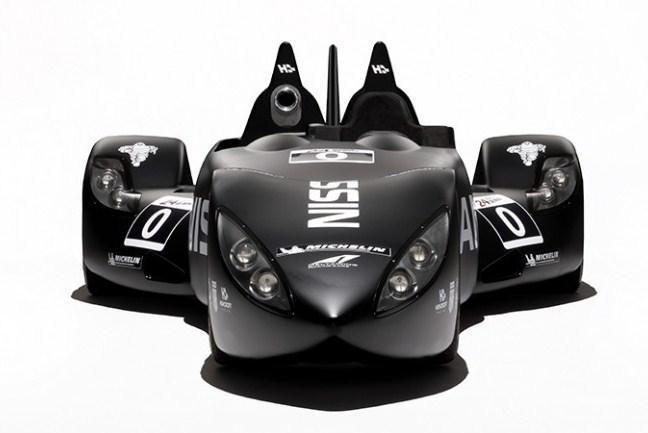 """""""Nissan Delta Wing"""": revoliucinis mutantas debiutuos LeMano lenktynėse"""