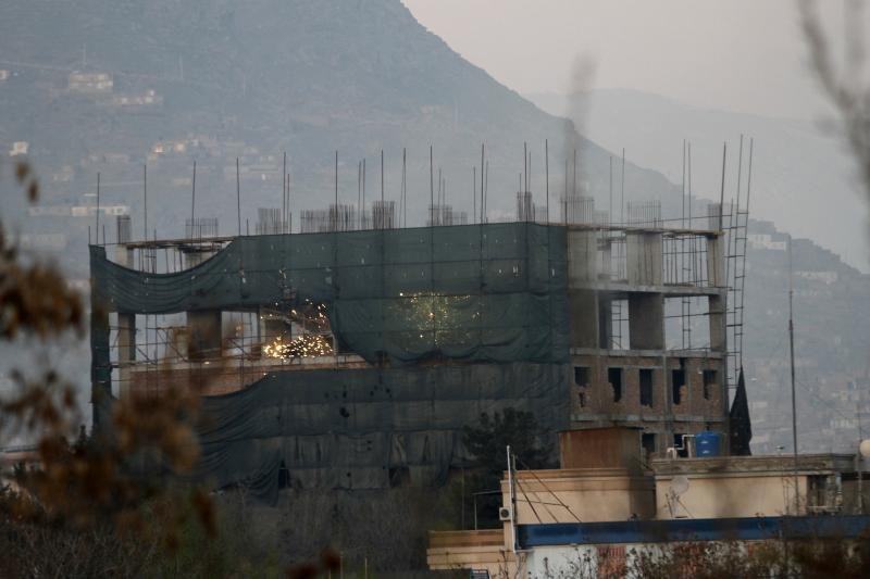 Kabule susirėmimai baigėsi, visi kovotojai nukauti
