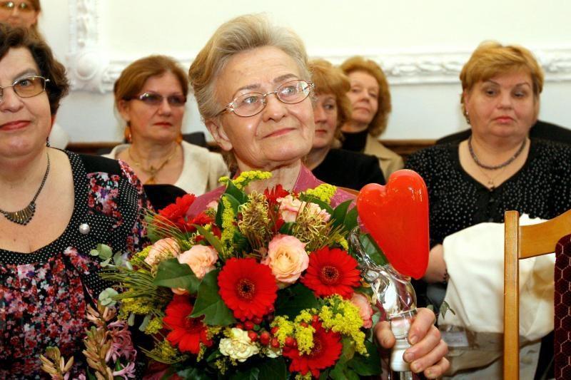 Rotušėje apdovanoti nuoširdžiausi Kauno gydytojai