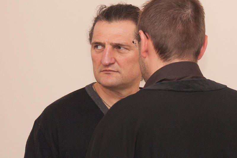 Skundas atmestas: H.Daktaro teismas į laisvę nepaleido