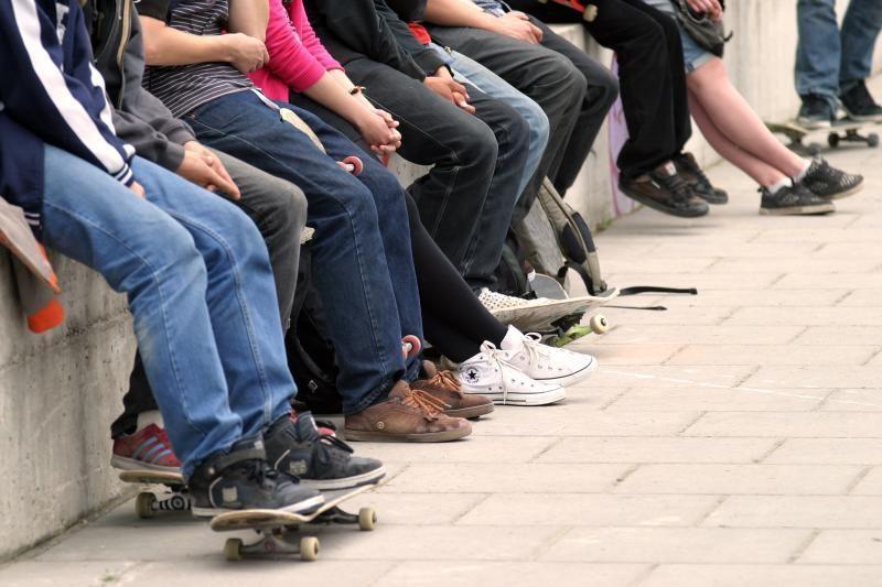Moksleiviai   gaivins   Vytauto   parką