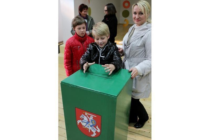 Klaipėdos meras V.Grubliauskas: keista būti tik rinkėju