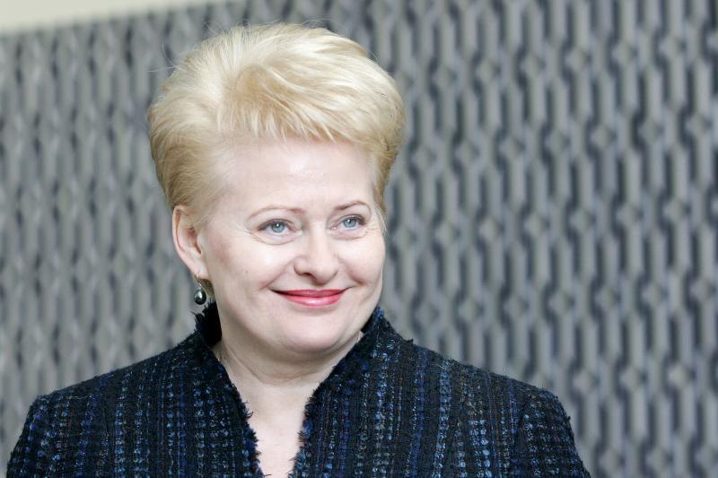 I.Degutienė palaiko prezidentės sprendimą susitikti su J.Tymošenko