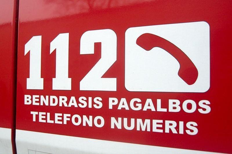 Vilniuje gaisro bute metu žuvo žmogus