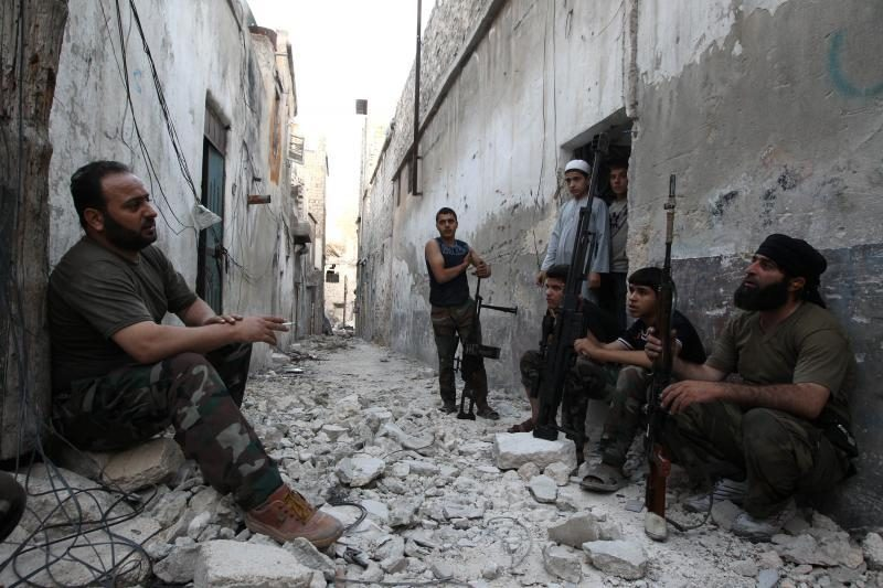 JT Saugumo taryba trečiadienį vakare svarstys pranešimus apie cheminį ginklą Sirijoje