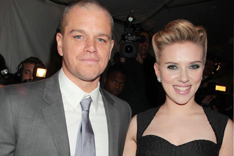 Aktorė Scarlett Johansson nori tapti režisiere