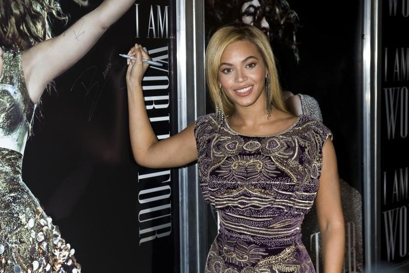 """Žurnalas """"People"""" gražiausia pasaulio moterimi išrinko Beyonce"""