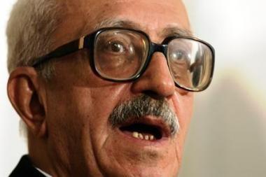 Irako buvęs vicepremjeras Azizas nuteistas myriop