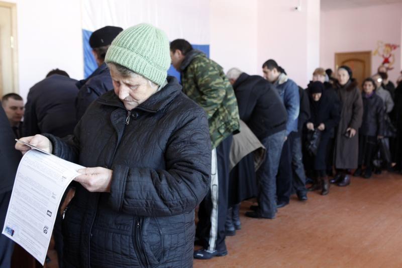 EP ragina Rusiją surengti naujus ir sąžiningus rinkimus