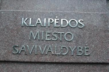 Klaipėdos savivaldybė skolinsis milijonus