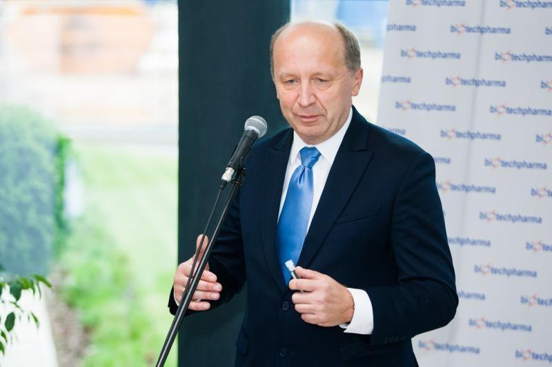 A.Kubilius pakviestas į Pasaulio ekonomikos forumą Davose