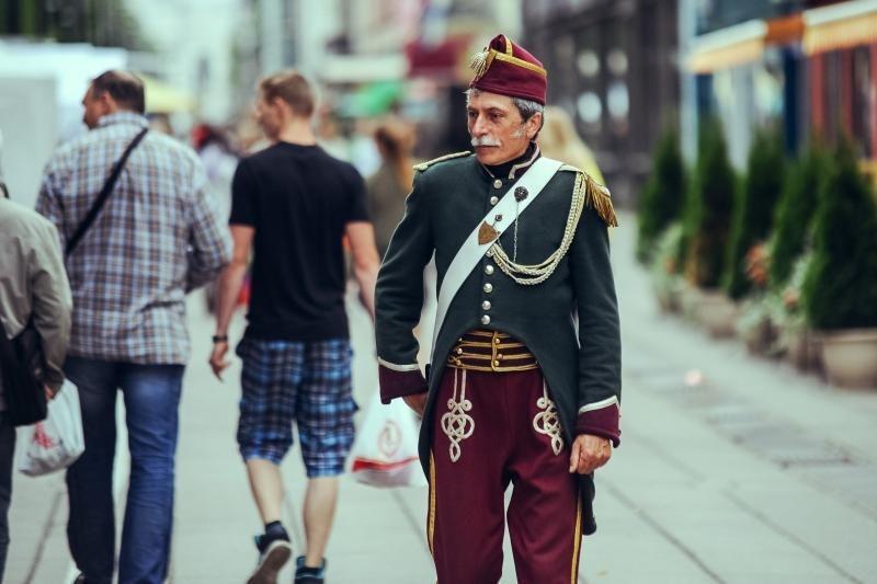 Napoleono žygis per Lietuvą – be prancūzų