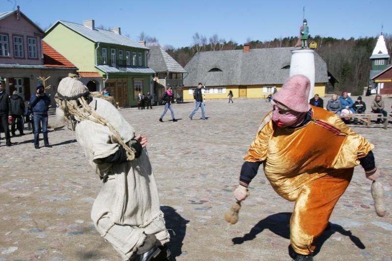 Iš šventės Rumšiškėse – su bilietu į Švediją