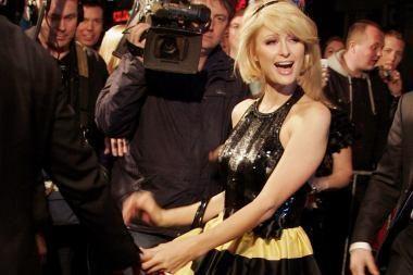 P.Hilton rinkiminis filmukas nominuotas premijai