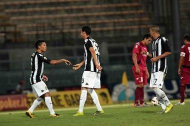 Italijos elitinės futbolo lygos žaidėjai paskelbė streiką
