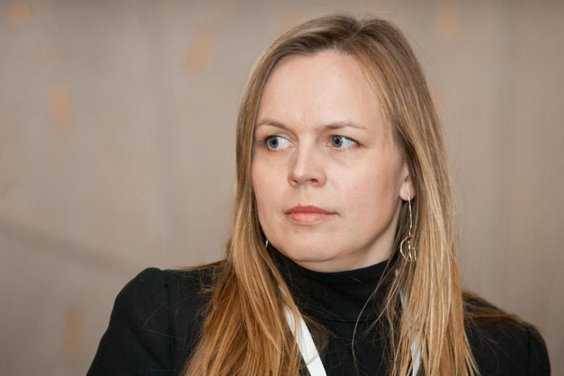 """""""Investuok Lietuvoje"""" vadovaus Milda Dargužaitė"""