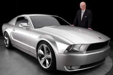 "Pristatyta speciali ""Ford Mustang"" versija"