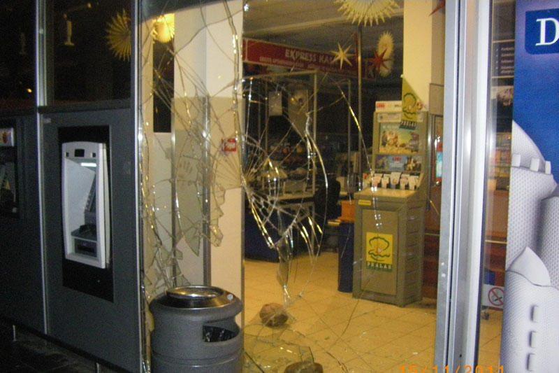 Sulaikyta gauja, įžūliai plėšusi Vilniaus parduotuves