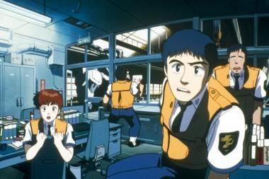 Vilniuje bus galima pamatyti naujausius japoniškus animacinius filmus