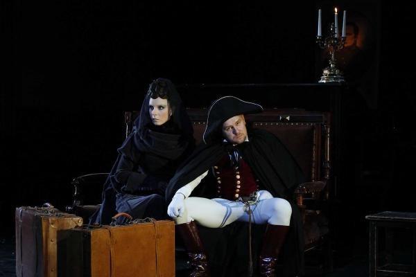 M.Ivaškevičiaus ir R.Tumino premjera – istorijos ir teatro misterija