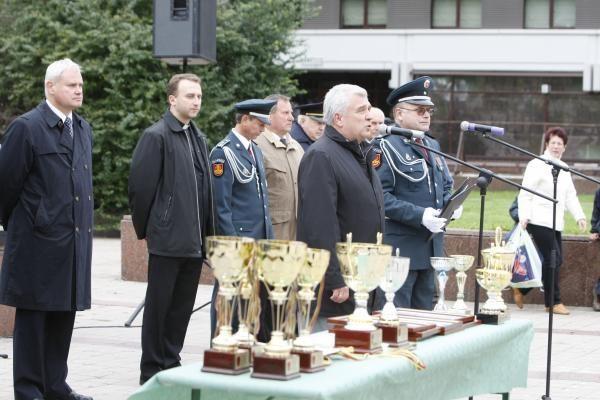 Policininkai surengė klaipėdiečiams šventę