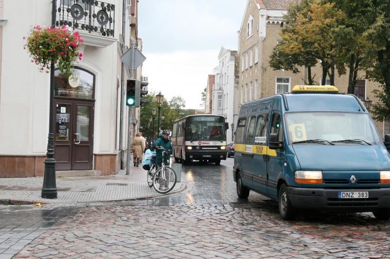 Klaipėdoje prabilta apie autobusų bilietų kainų šuolį