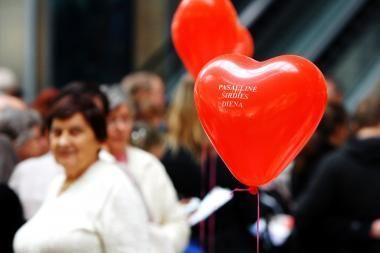 Dažniausia mirties priežastis -- širdies ir kraujagyslių ligos