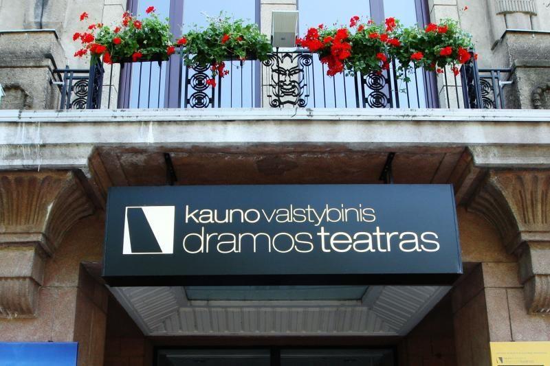 Kauno dramos teatras tapo nacionaliniu