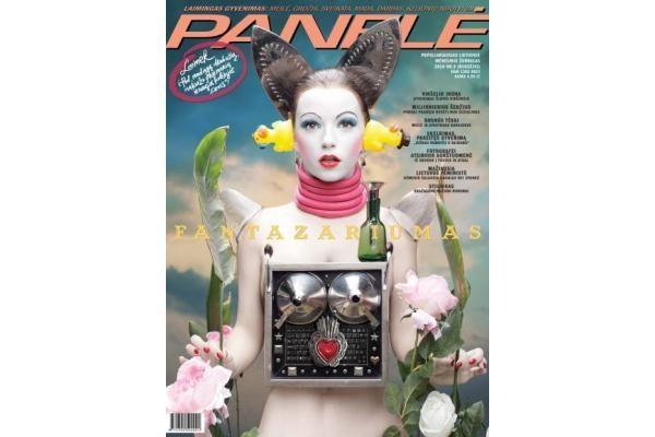 Fotografuodamasi žurnalo viršeliui I.Puzaraitė vos nepaskendo