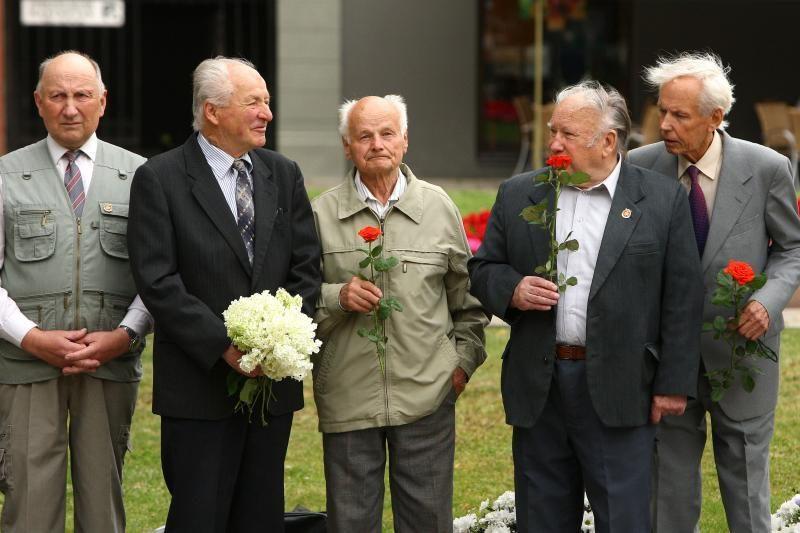 Kaune paminėti skrydis per Atlantą ir Žalgirio mūšis