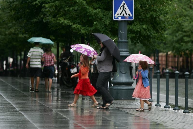 Sinoptikai: orai keisis, savaitgalis bus lietingas