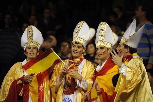 Sapnas truko dvi minutes: Lietuva - Ispanija 1:3 (papildyta)