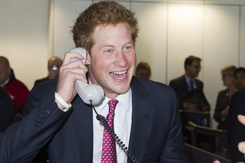 Britų princas Harry pavasarį kops į Everestą