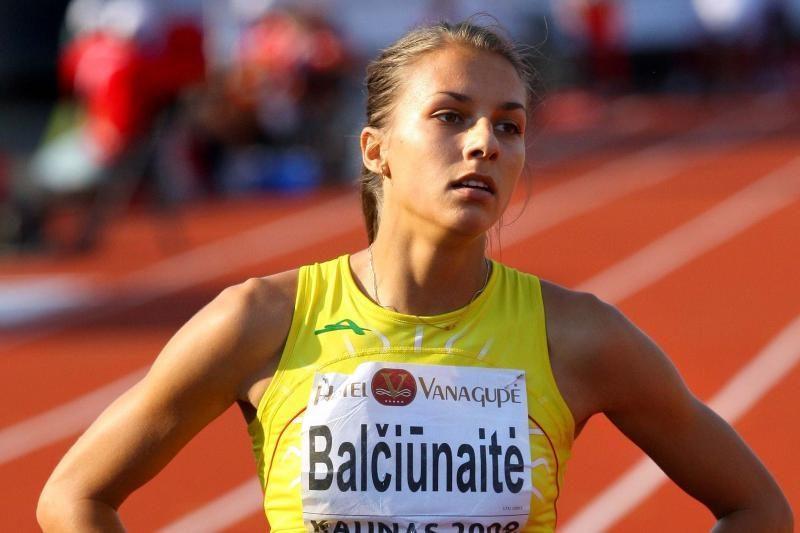 E. Balčiūnaitė pasaulio lengvosios atletikos čempionate liko 30-a
