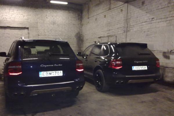 Kaune rasti vogti automobiliai, kurių vertė per 1 mln. litų
