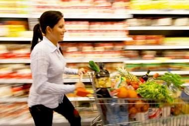 Maisto produktų kainos - internete