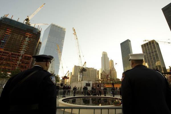 Amerikoje - Rugsėjo 11-osios atakų metinių ceremonijos