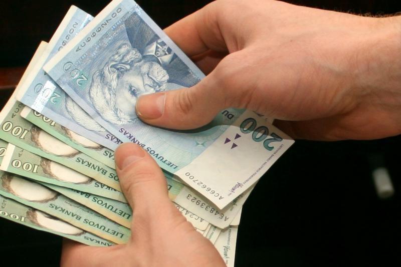 Apvogta kazino patyrė tūkstantinį nuostolį